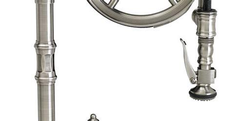 steunk faucet faucet steunk kitchen faucets top 28 waterstone wheel pulldown kitchen faucet
