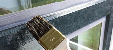 Holz Fensterrahmen Lackieren by Holzfenster Streichen Mit Lasur Und Lack Fensterversand