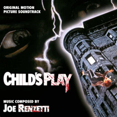 chucky movie music child s play soundtrack 1988