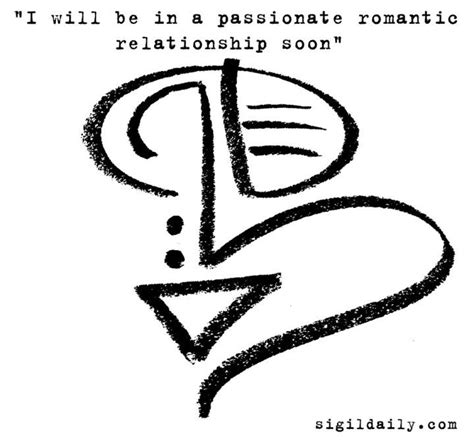 sigil      passionate romantic