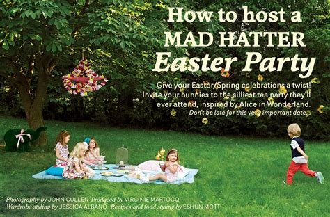 Pinterest Home Decor Diy Ideas by Party Ideas A Mad Hatter Easter Picnic Today S Parent