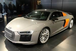 Msrp Of Audi R8 2017 Audi R8 5 2 V10 Plus Price Msrp Spyder V6 News