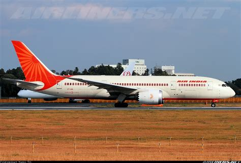 air india ai115 vt anl b787 dreamliner boeing 787 8 dreamliner air india aviation photo