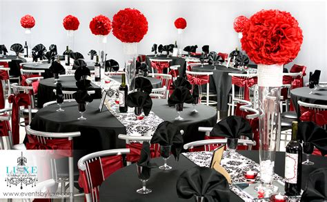 Birthday Party Home Decoration Best Black And Red Wedding Decorations With Image 15 Of 19