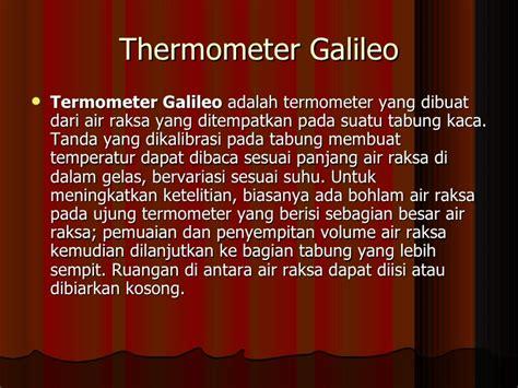 Termometer Suhu Badan Air Raksa p1 ranadi suhu