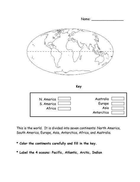 Continents Worksheet by 15 Best Images Of Asia Worksheets Grade 7 Printable
