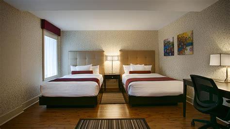 chambre deux lits doubles best