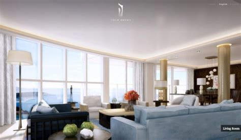 Home Design Center Netanya by World Class Penthouse In Monaco Steals The Show With Its