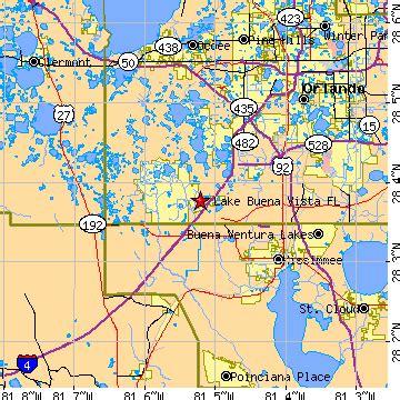 lake buena vista florida map lake buena vista florida fl population data races