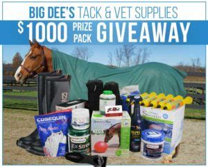 Horse Tack Giveaway 2017 - big dee s tack vet supplies complete selection of equine and rider products since