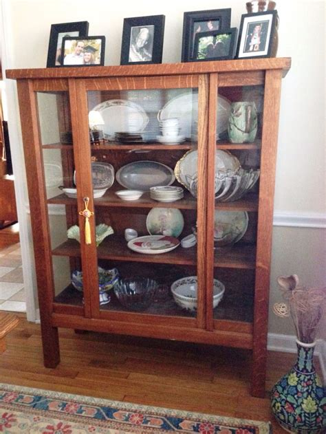 mission style china cabinet mission style china cabinet family heirloom mountain