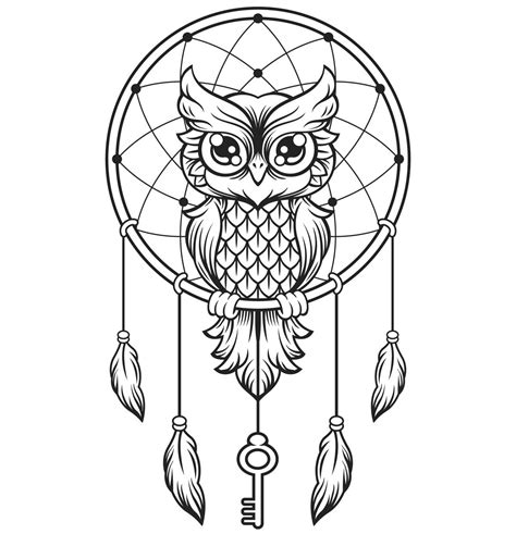 dreamcatcher tattoos for girls