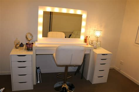 Professional Vanity Table by Professional Vanity Table White Makeup Vanity White
