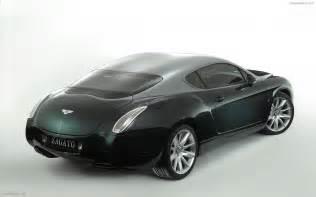 Zagato Bentley Bentley Gtz Zagato Concept Widescreen Car