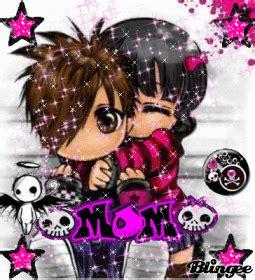 imagenes emo para descargar gratis fotos animadas emos enamorados para compartir 89997827