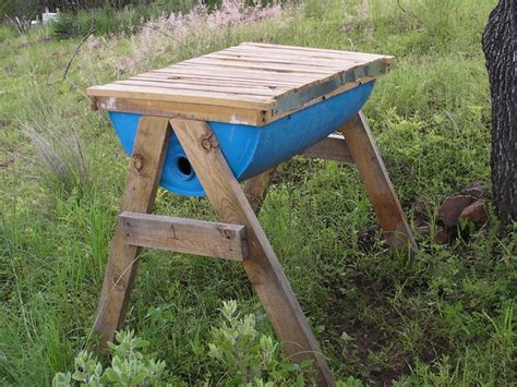 make your own honey cow top bar bee hive