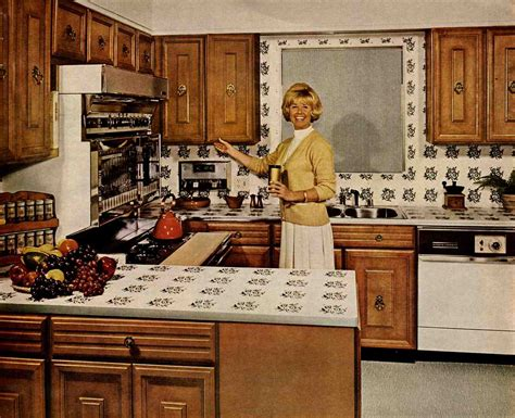 kitchen in a day doris day in 1966 malibu kitchen retro renovation