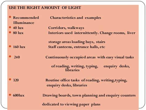 Lighting Design Powerpoint | lighting ppt 1