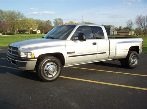 how does cars work 2001 dodge ram 3500 electronic valve timing sell used 2001 dodge ram 3500 quad cab slt 6 speed h o cummins diesel 2wd western truck in peru