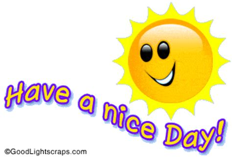 good day comments, nice day scraps, wishes, greetings for