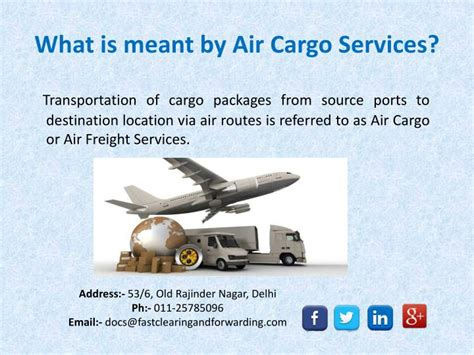 ppt are you looking air freight shipping services in india powerpoint presentation id 7268807