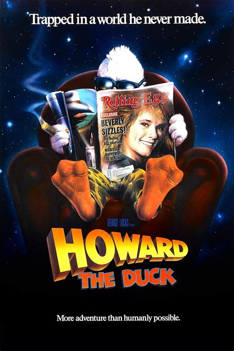 marvel film howard the duck howard the duck misan trope y