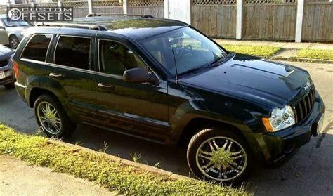 2005 custom grand jeep wheels