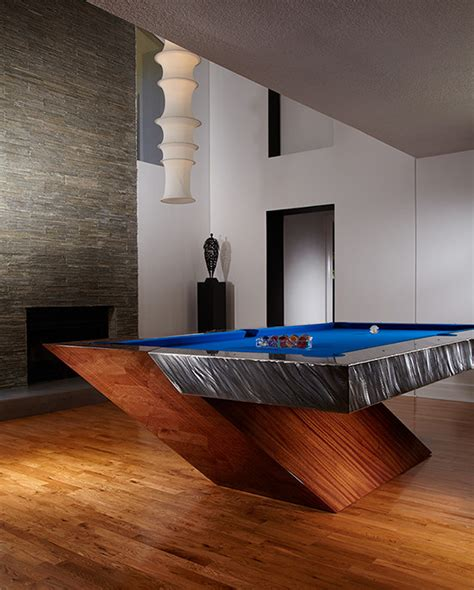Unique Pool Tables Family Room Contemporary With Bold Pool Unique Pool Tables