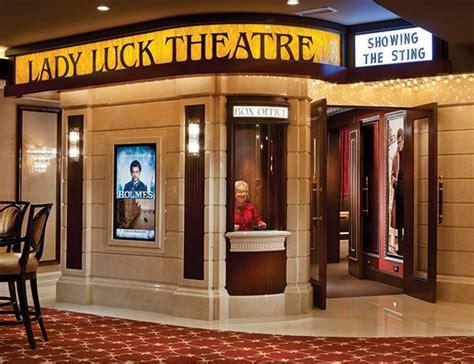 home theater lobby  staffed box office window