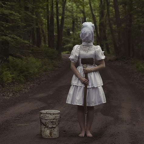 horror surreal photography  christopher mckenney