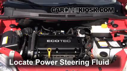 Pontiac G6 Power Steering Fluid by Power Steering Leak Fix 2009 2010 Pontiac G3 2009