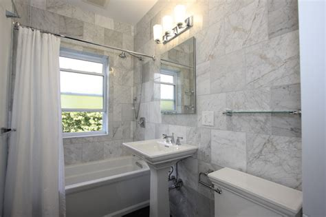 houzz marble bathroom andersonville marble bathroom eclectic bathroom