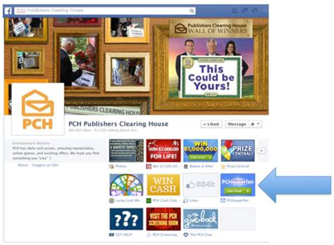 Facebook Pch - exciting news for pchsuperfans pch blog