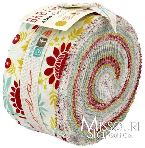 Missouri Quilt Company Fabrics by Baby Jelly Roll Cosmo Cricket Moda Fabrics