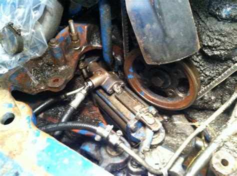 ford 5000 power steering diagram ford 5000 power steering yesterday s tractors