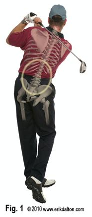 lower back pain and golf swing erik dalton golf and low back pain