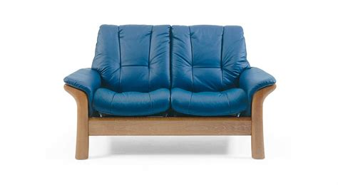 ekornes loveseat circle furniture windsor stressless loveseat ekornes