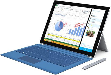 Laptop Microsoft Surface Pro 3 Microsoft Unveils Surface 3 Pro Calls It A Laptop Replacement Kitguru