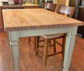 good Butcher Block Cutting Board Plans #4: butcher-block-kitchen-table-and-chairs.jpg