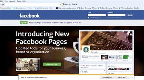 membuat facebook untuk bisnis panduan membuat facebook page untuk bisnis anda