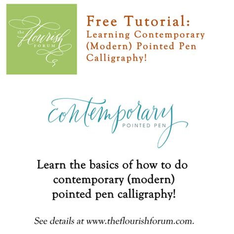 learn to create modern calligraphy lettering books modern calligraphy tutorial on modern