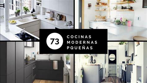 fotos de cocinas modernas pequenas youtube