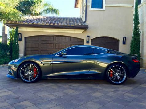 Aston Martin For Sale Usa by 2014 Aston Martin Vanquish Base For Sale From Orlando