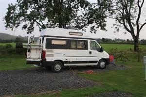 Peugeot Motorhomes For Sale Cer Vans Motorhomes For Sale In Uk View 75 Bargains