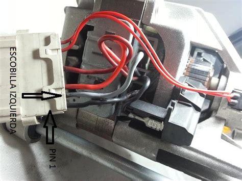 como conectar motor escobillas lavadora directamente a como conectar motor escobillas lavadora directamente a