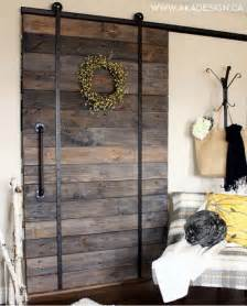 Building Sliding Barn Doors 50 Ways To Use Interior Sliding Barn Doors In Your Home