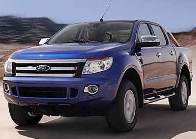 ford ranger embraces its wild side | wheels24