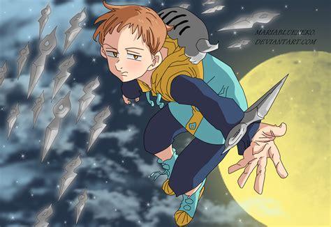 theme line nanatsu no taizai king manga165 by mariablueneko on deviantart
