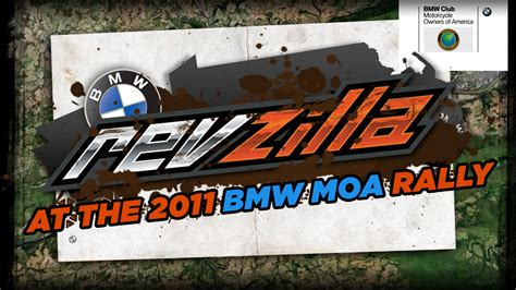 Revzilla Gift Card - bmw moa rally 2011 with revzilla