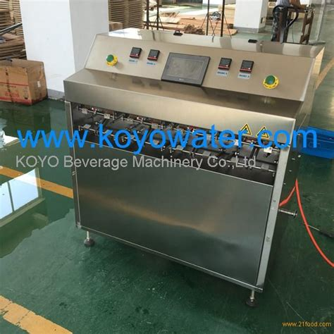 Koyo Counterpain Biasa 2 Sachet koyo filling sealing packaging machine for bottle shaped water packaging bags products china
